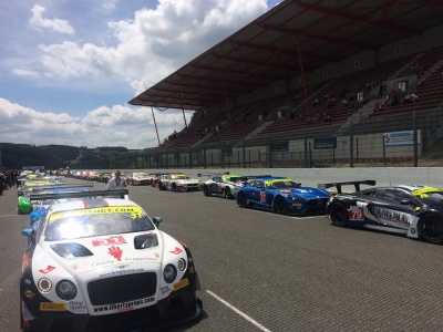 GT4 European Series Spa-Francorchamps